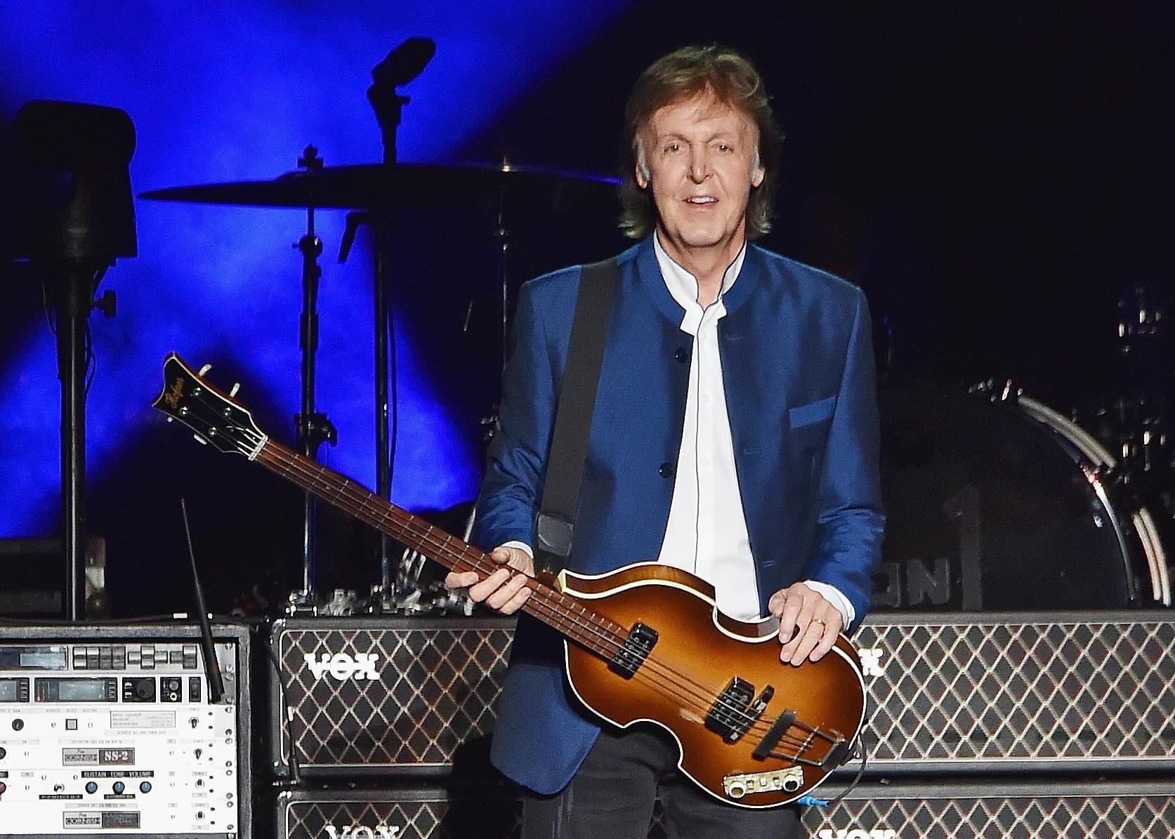 FREE MUSIC: Paul McCartney offers vintage Billy Joel band collaboration song as free download