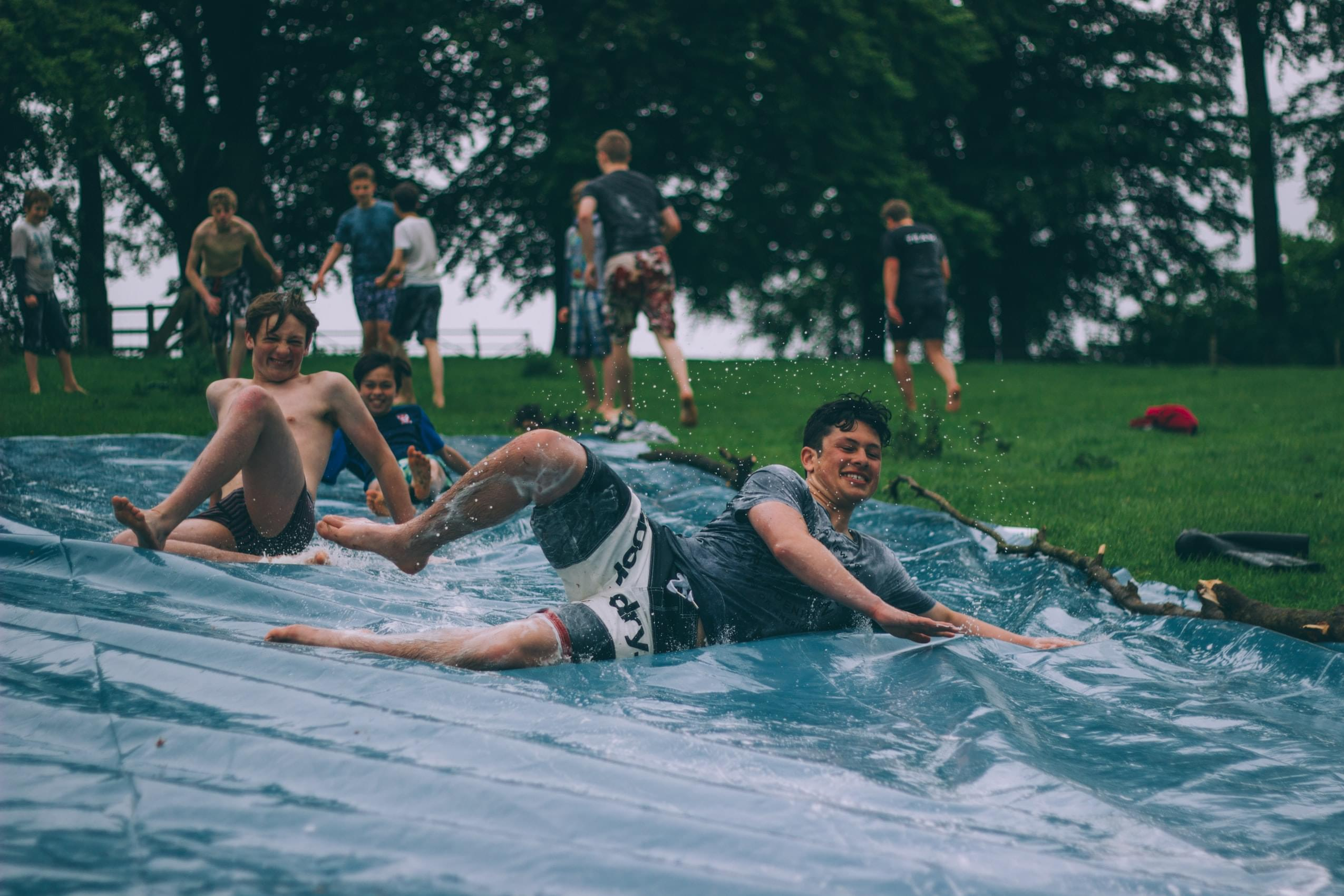 Slip 'N Slides have completely SOLD OUT