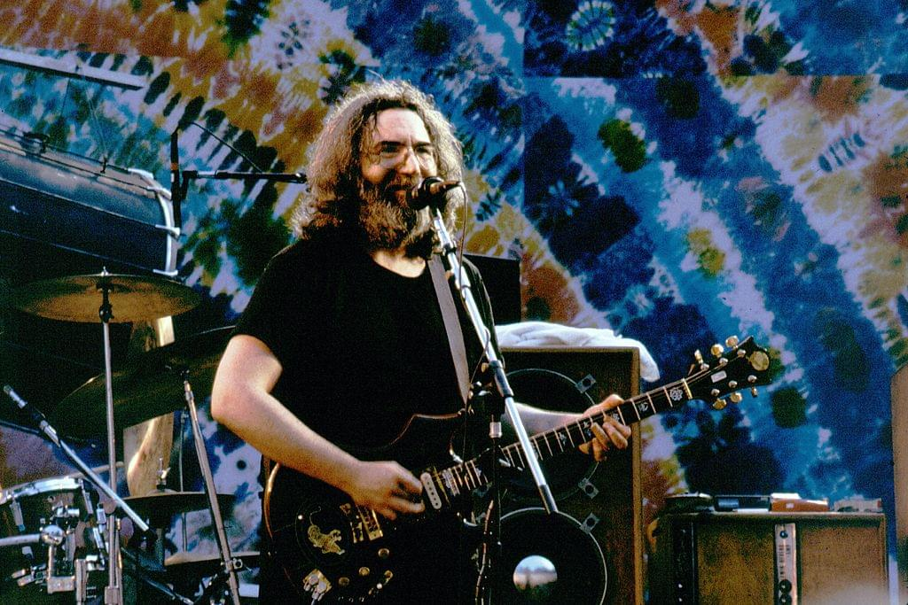 New Jerry Garcia compilation raises money for COVID aid