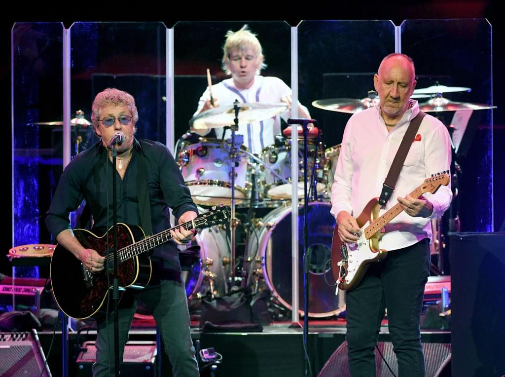 The Who launching a six-week online concert series