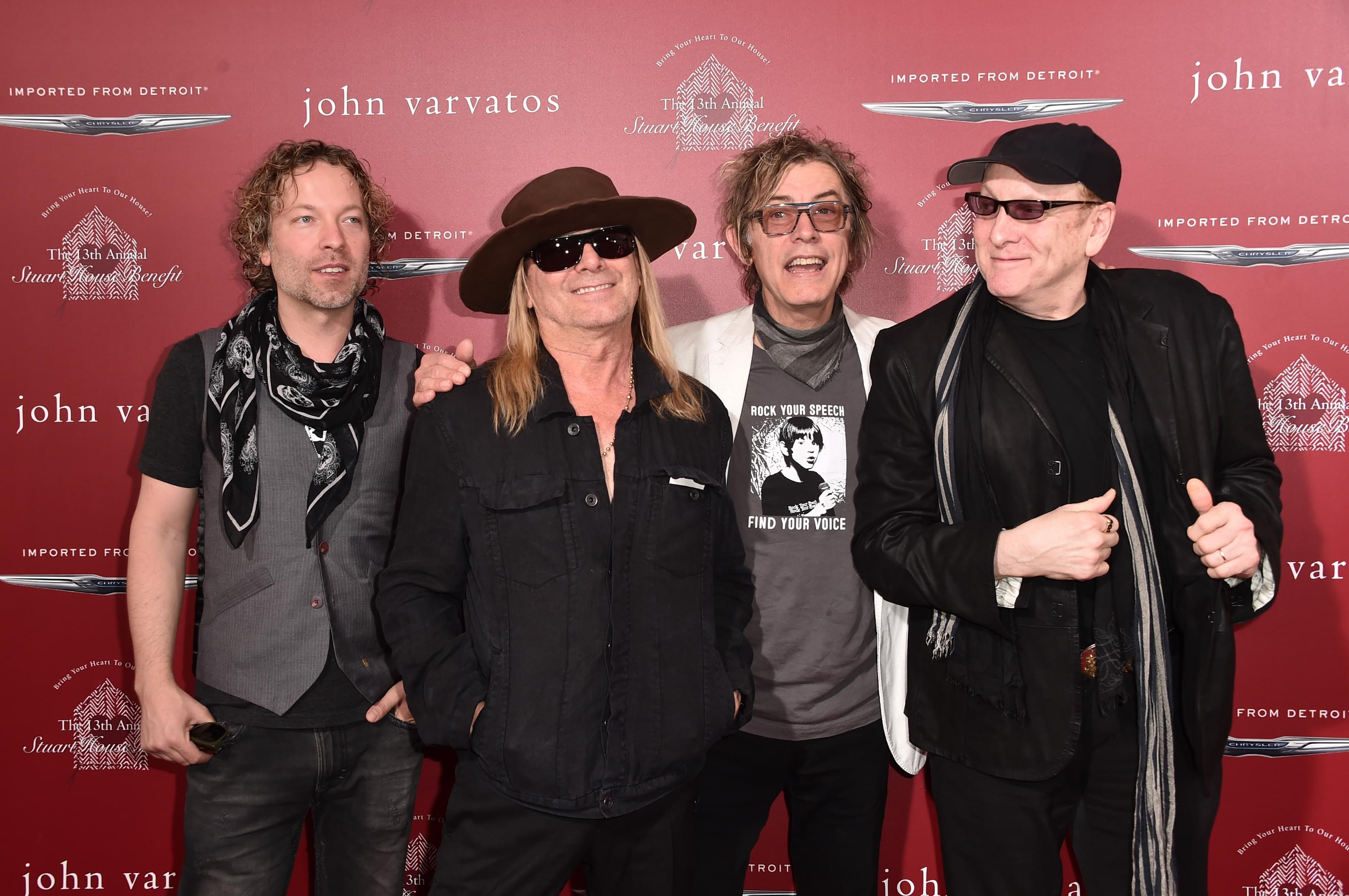 Cheap Trick, John Oates, Slash and more to perform for online music festival