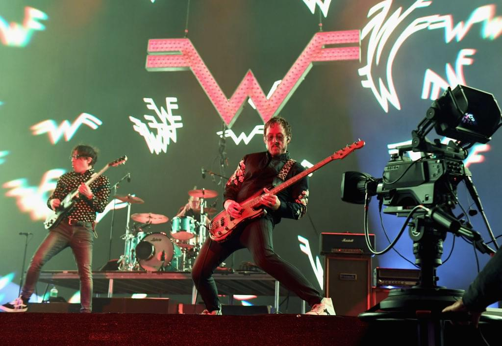 Weezer drops first new song for 'Bill and Ted Face The Music'