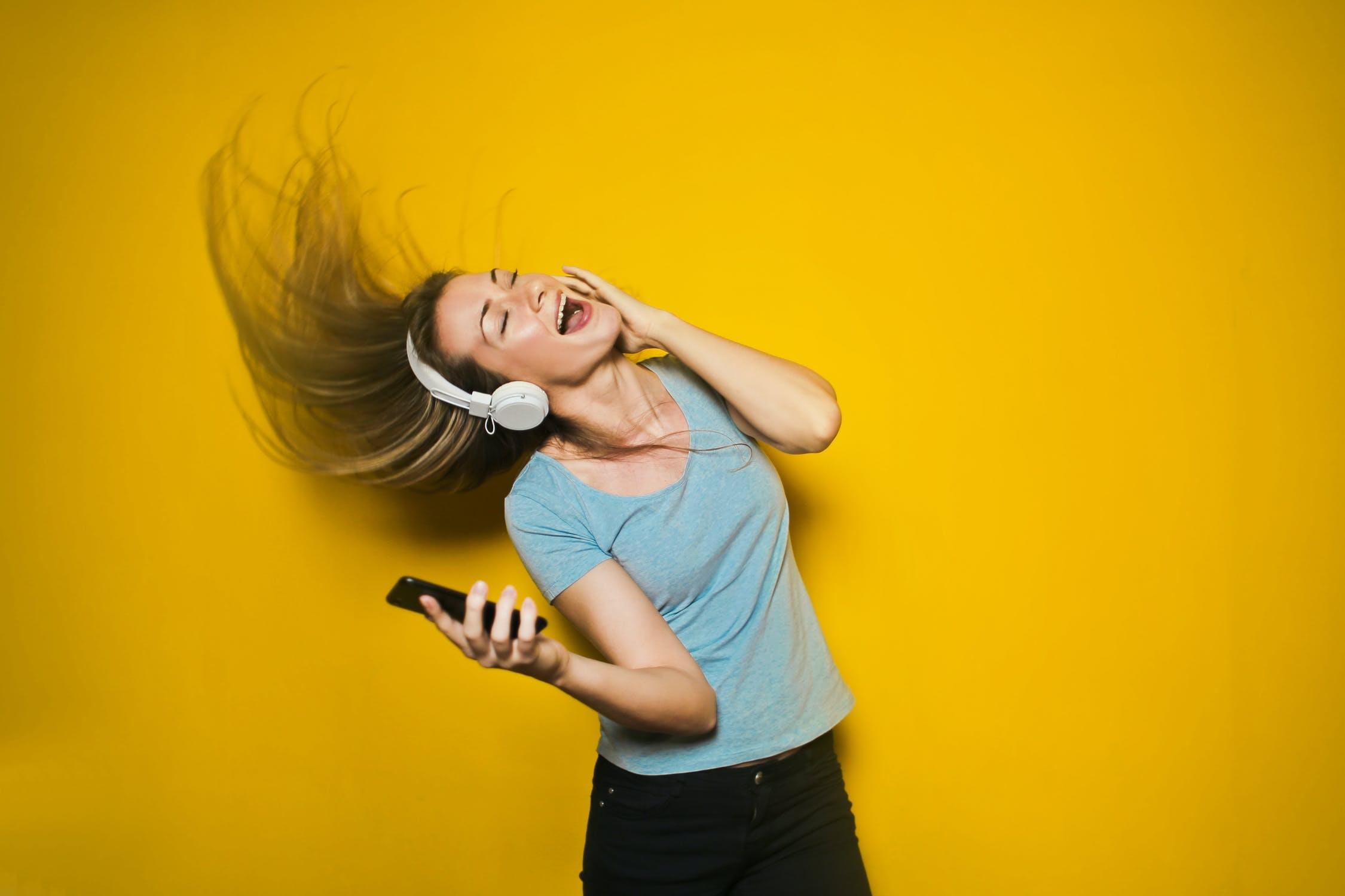 Study finds it's impossible not to dance when you hear music