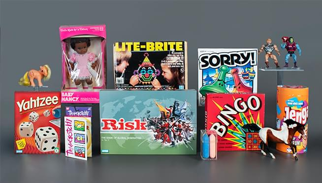 This year's 'Toy Hall of Fame' finalists include He-Man, Jenga, My Little Pony, and Yahtzee
