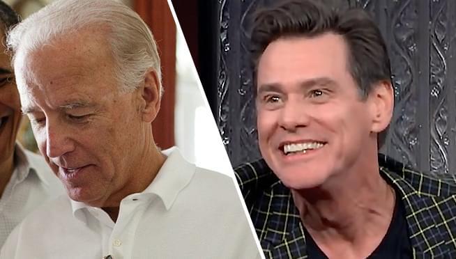Jim Carrey is set to play Joe Biden on Saturday Night Live