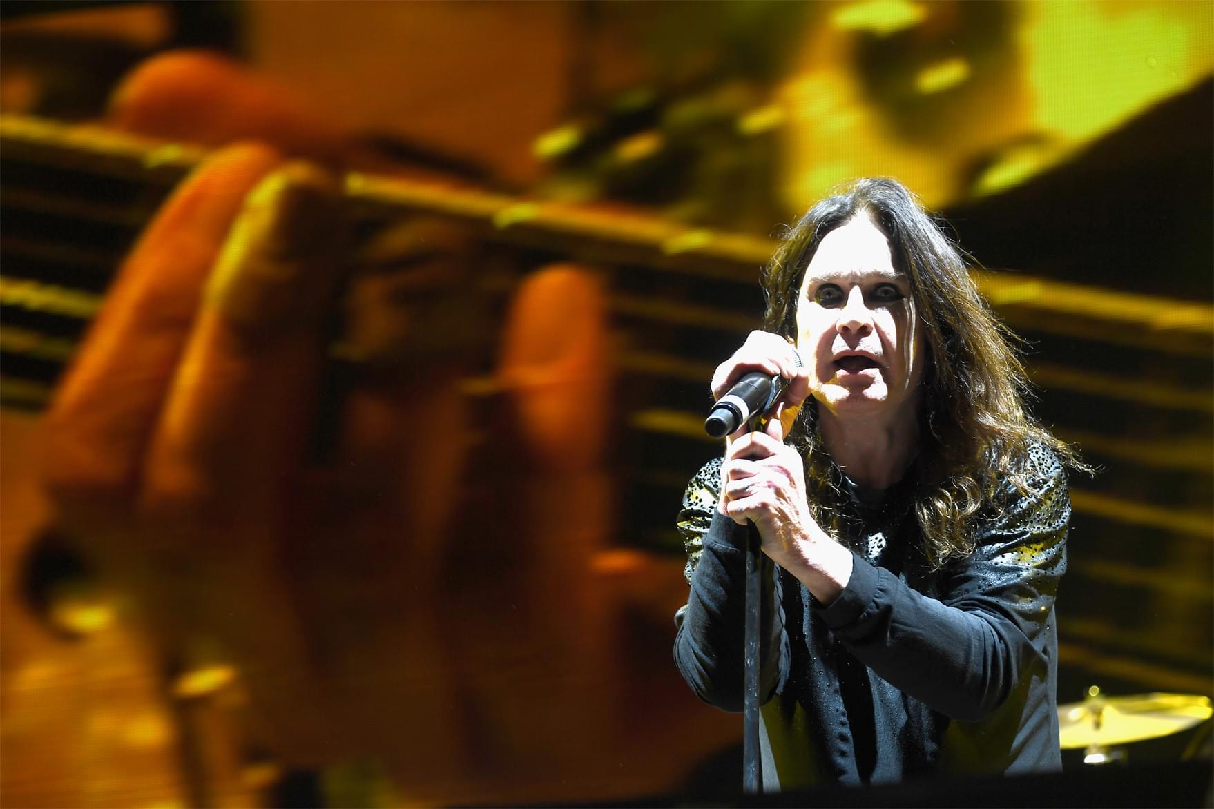 Ozzy Osbourne releases anniversary debut album 'Blizzard Of Ozz' TODAY