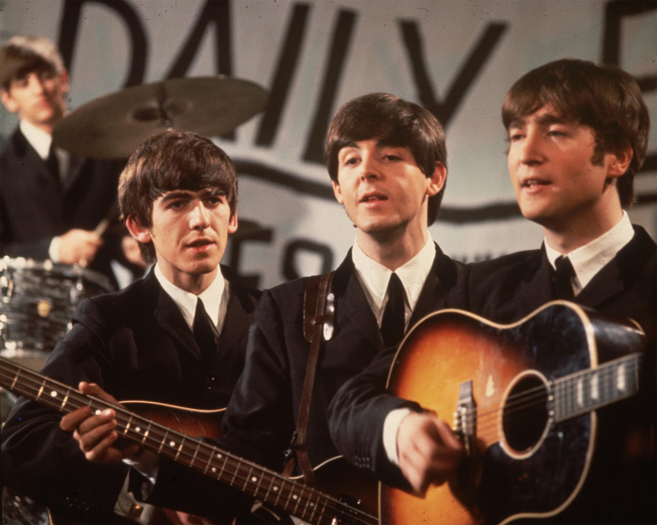 "Check out this first glimpse of new Beatles doc – ""Let It Be"""