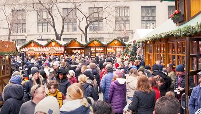 Christkindlemarket set to return this holiday season for its 25th Anniversary
