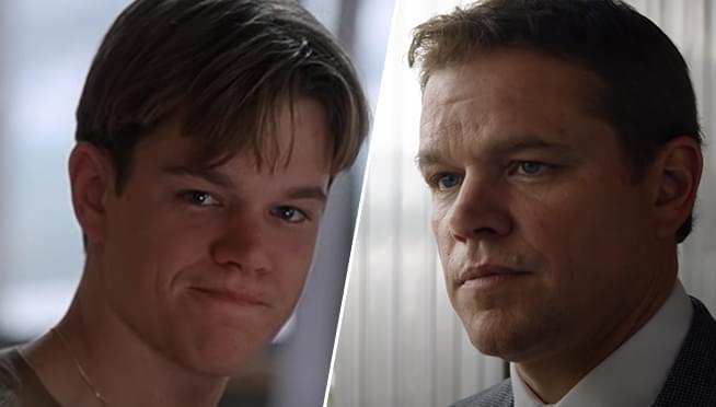 Happy Birthday Matt Damon!!  Have a movie marathon to celebrate with these 5 films