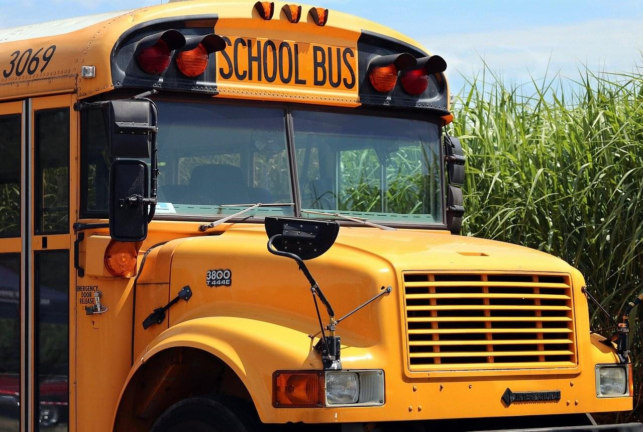 How does an 11-year-old steal a school bus??  Well, it happened!!