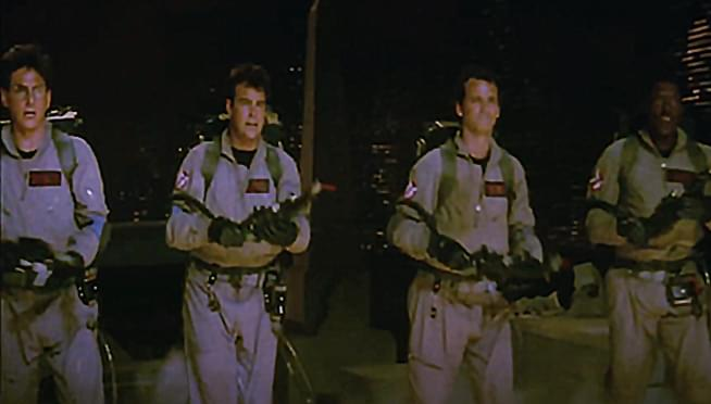 Original Ghostbusters movie will play at Chicago drive-in theater for Halloween Eve