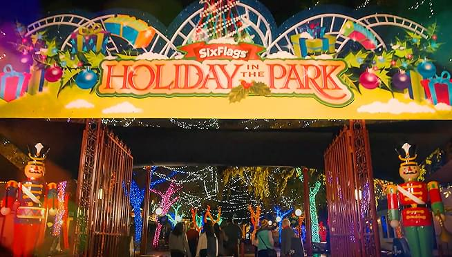 Six Flags set to reopen in time for the 2020 holiday season