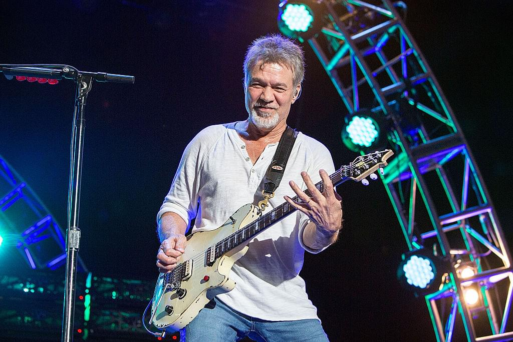 Eddie Van Halen guitars up for auction – could go for $80,000!!