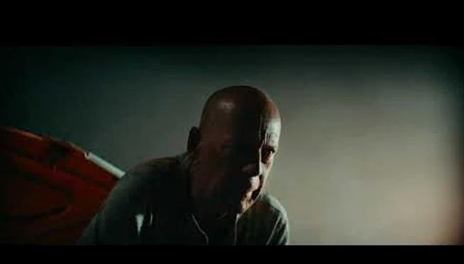 Bruce Willis stars in a DieHard battery commercial