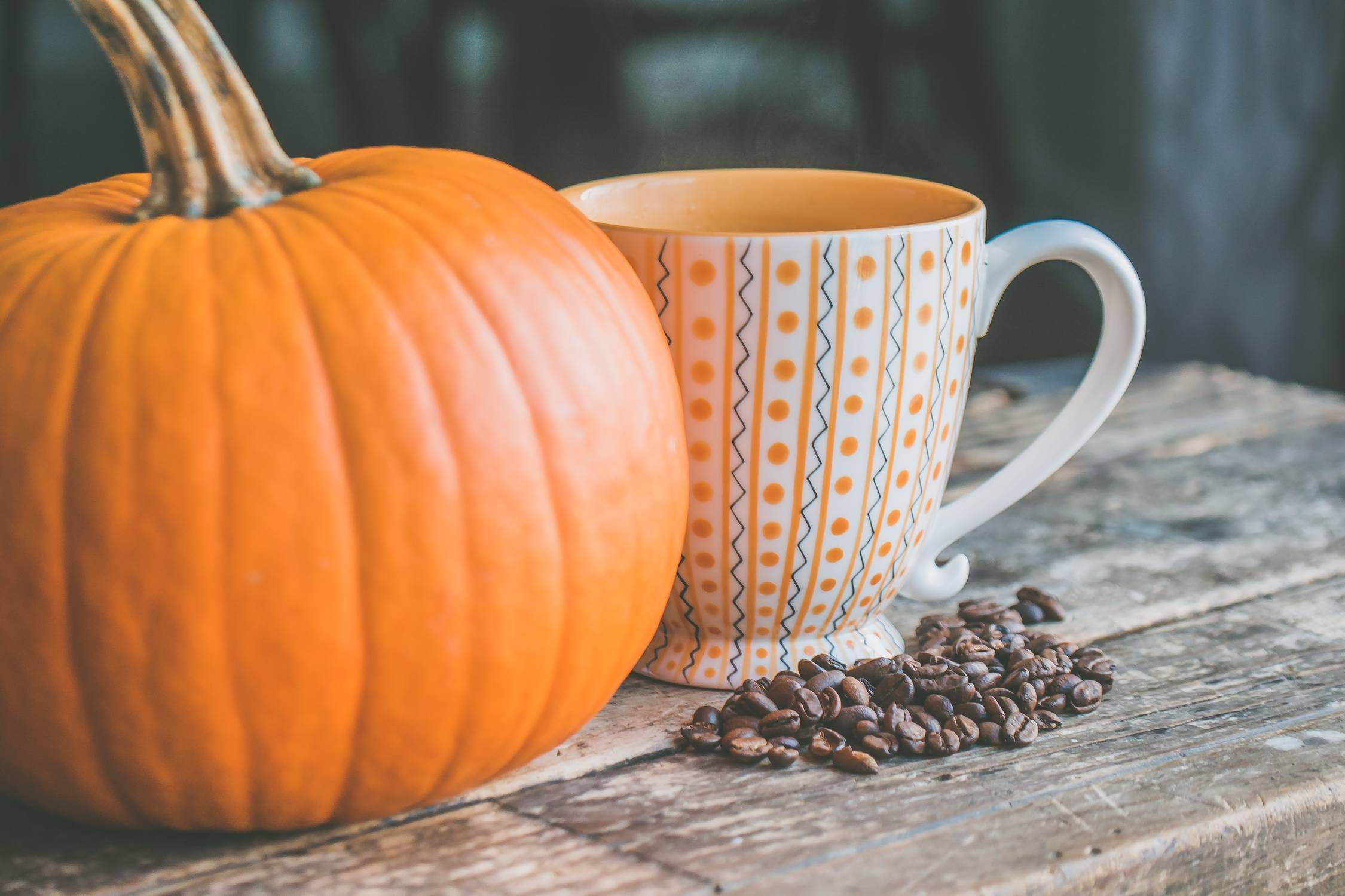 There's actually a PUMPKIN SPICE TAX