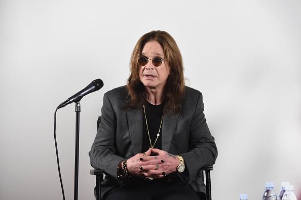 Ozzy Osbourne blames his bad year on a haunted DOLL