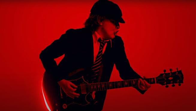 WATCH AC/DC's new music video for 'Shot in the Dark'