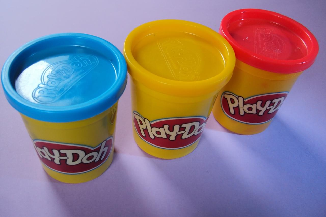 """Play-Doh just released scented """"Play-Doh for Grown Ups"""""""