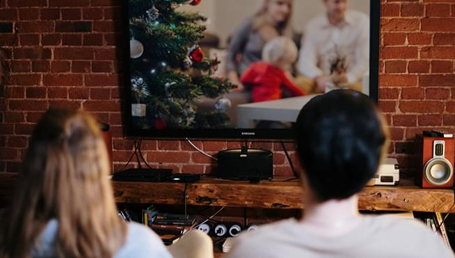 People are ALREADY watching Christmas Movies