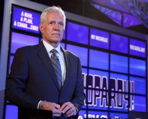 Alex Trebek worked with my dad — R.I.P. to the legendary TV host