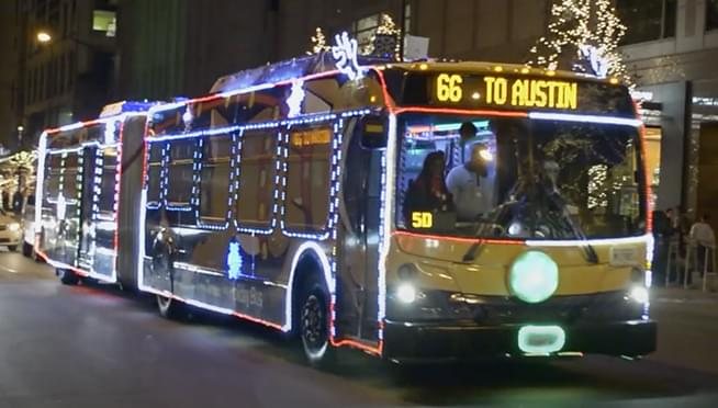 CTA Holiday train and bus are coming back, but you won't be able to ride them