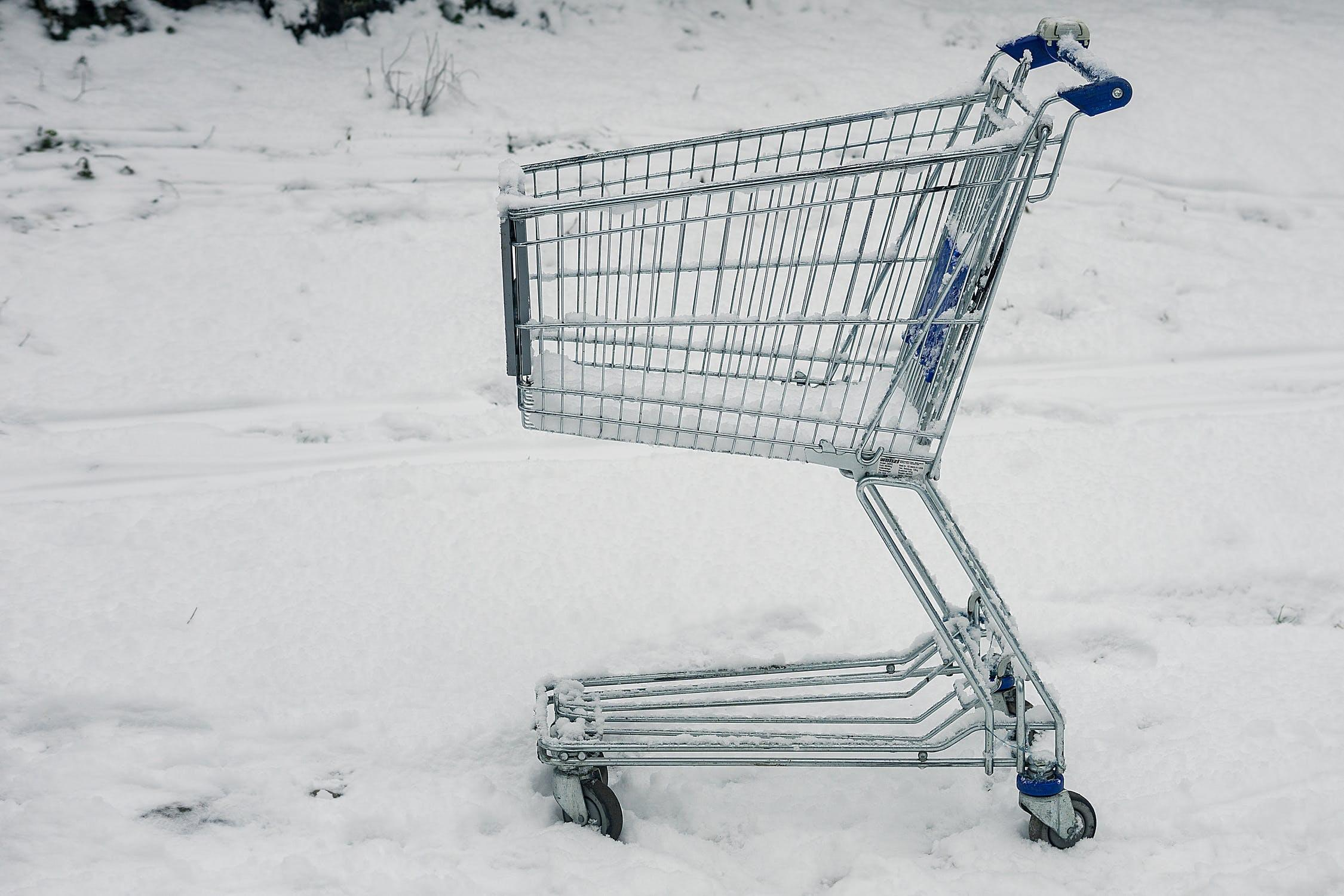 """Shopping Cart Theory"" is testing whether people are good or bad"