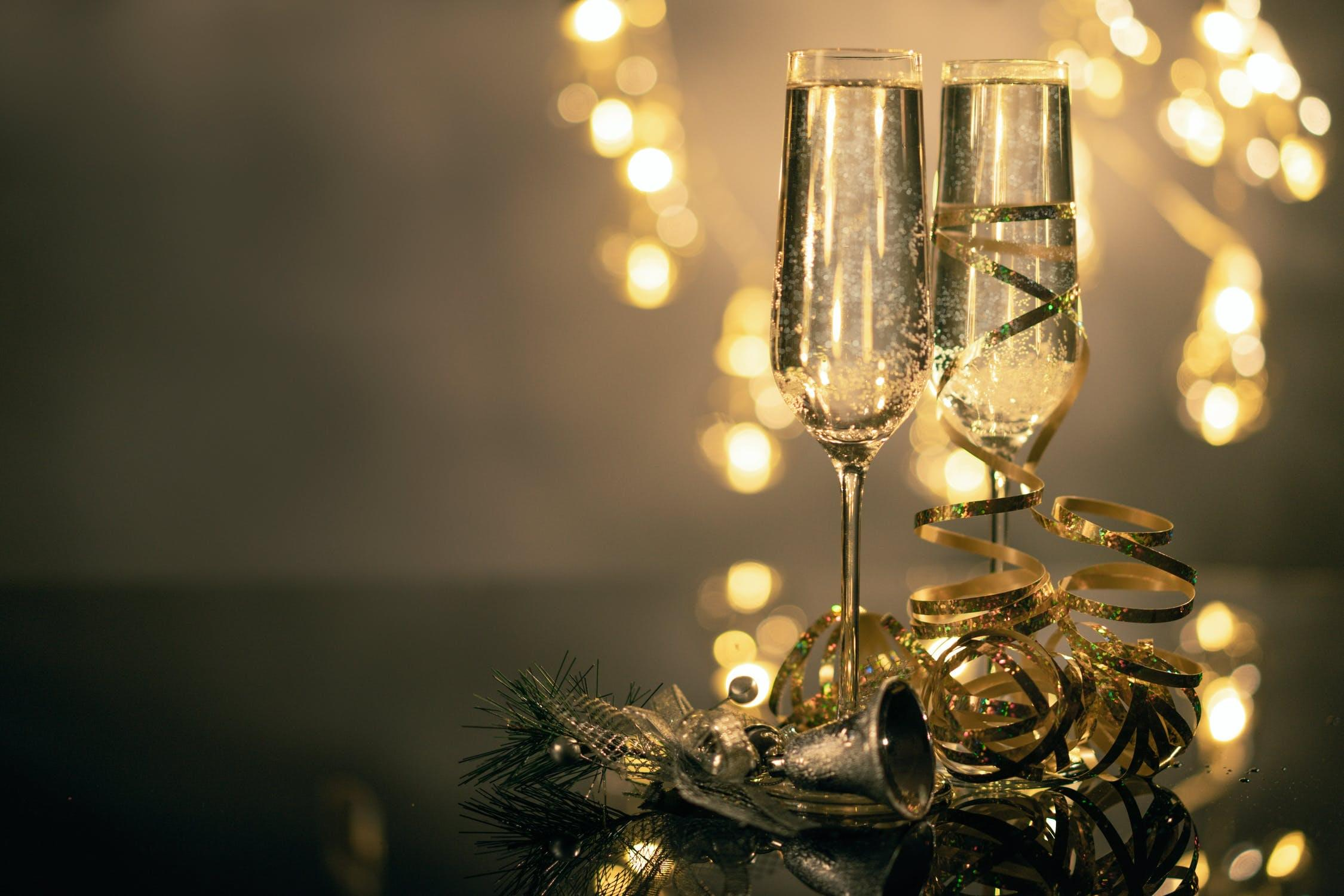 Aldi is rolling out a new year calendar full of mini bottles of sparkling wine