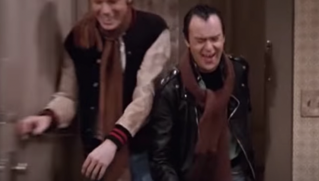 #RIP David Lander, best known as Squiggy on Laverne & Shirley