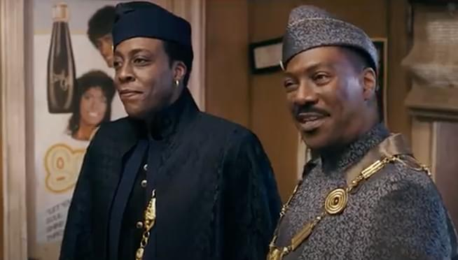 WATCH the first trailer for Coming 2 America