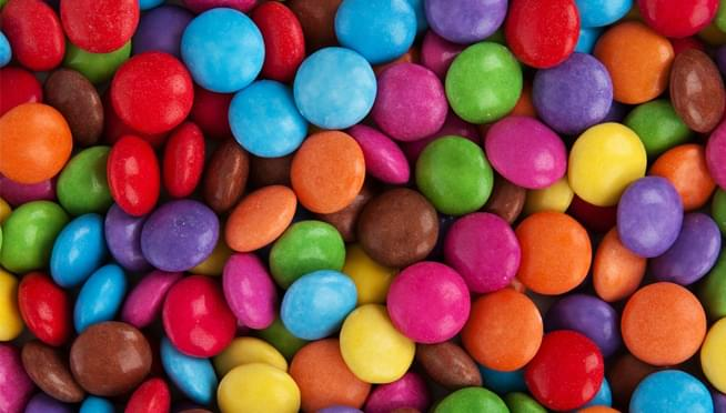There's a company hiring full-time candy tasters at $24-an-hour