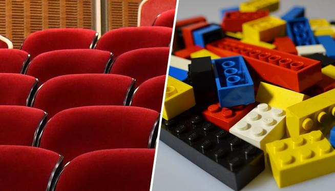 Art Institute, Lego Land, AMC Theaters and more opening back up