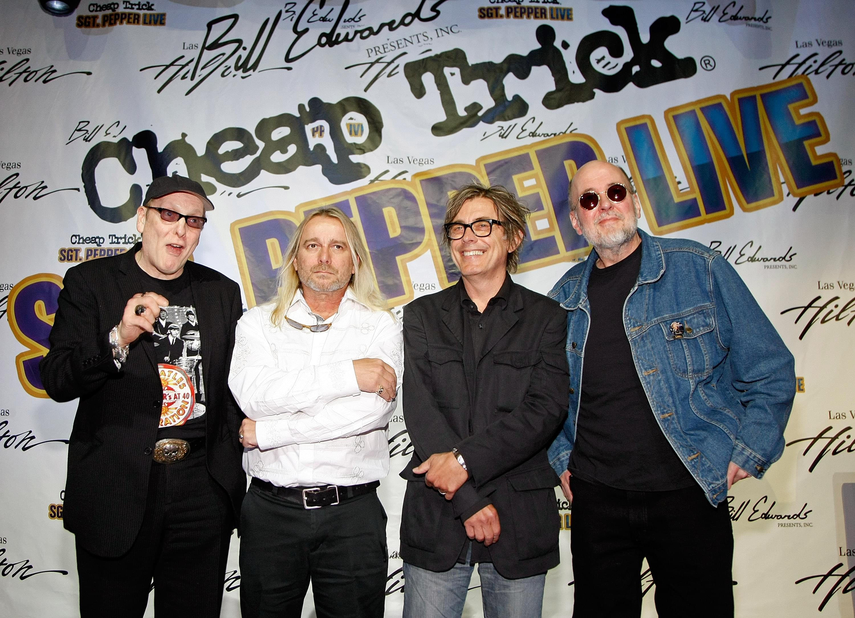 Cheap Trick dropping new single this week