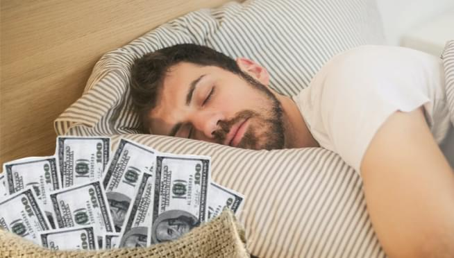 You could get paid $3,000 to test out 3 mattresses