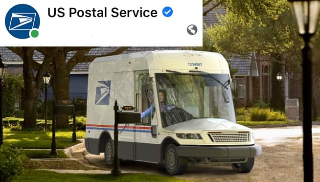 New USPS vehicles being compared to cartoon characters