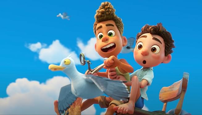 Check out the first trailer for Pixar's Luca