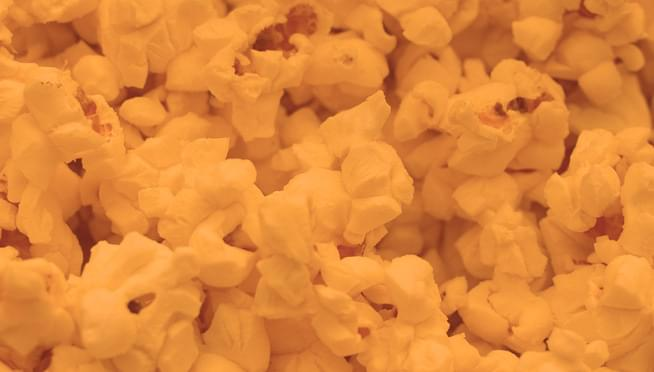 There's a new microwave popcorn that tastes like mac and cheese!