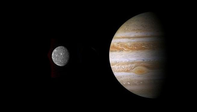 You'll be able to see Mercury and Jupiter side-by-side this weekend