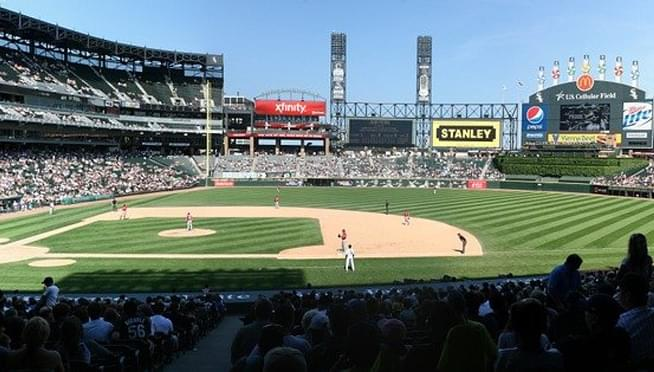 Survey finds Chicago White Sox fans drink more during games than all other team's fans