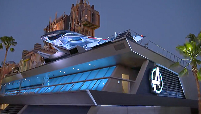 Avengers Campus opening at Disneyland on June 4th
