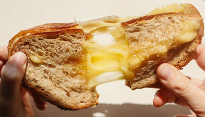 Kraft just released grilled cheese-inspired incense