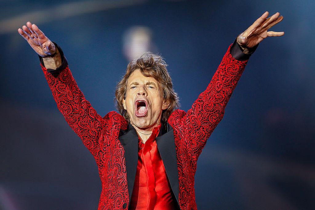 Happy Birthday, Mick Jagger!!