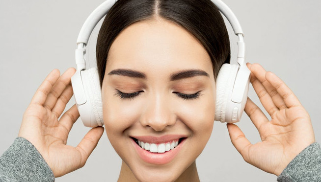 Listening to favorite songs tops survey of favorite 'Simple Pleasures'