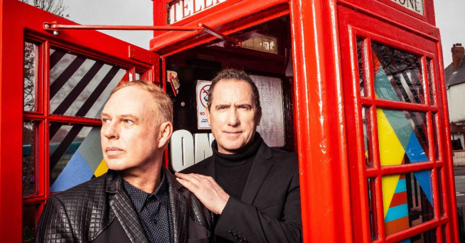 5/6/22 – OMD: Souvenir OMD 40 Years – Greatest Hits