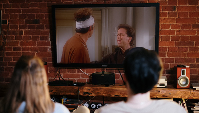 Study suggests re-watching old TV is good for the soul