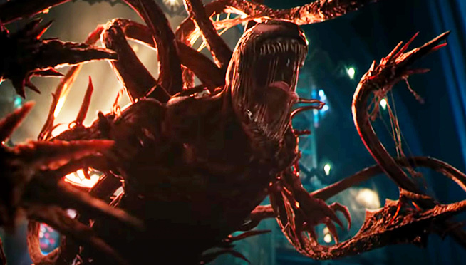 Let There Be Carnage! – First Venom 2 Trailer is here