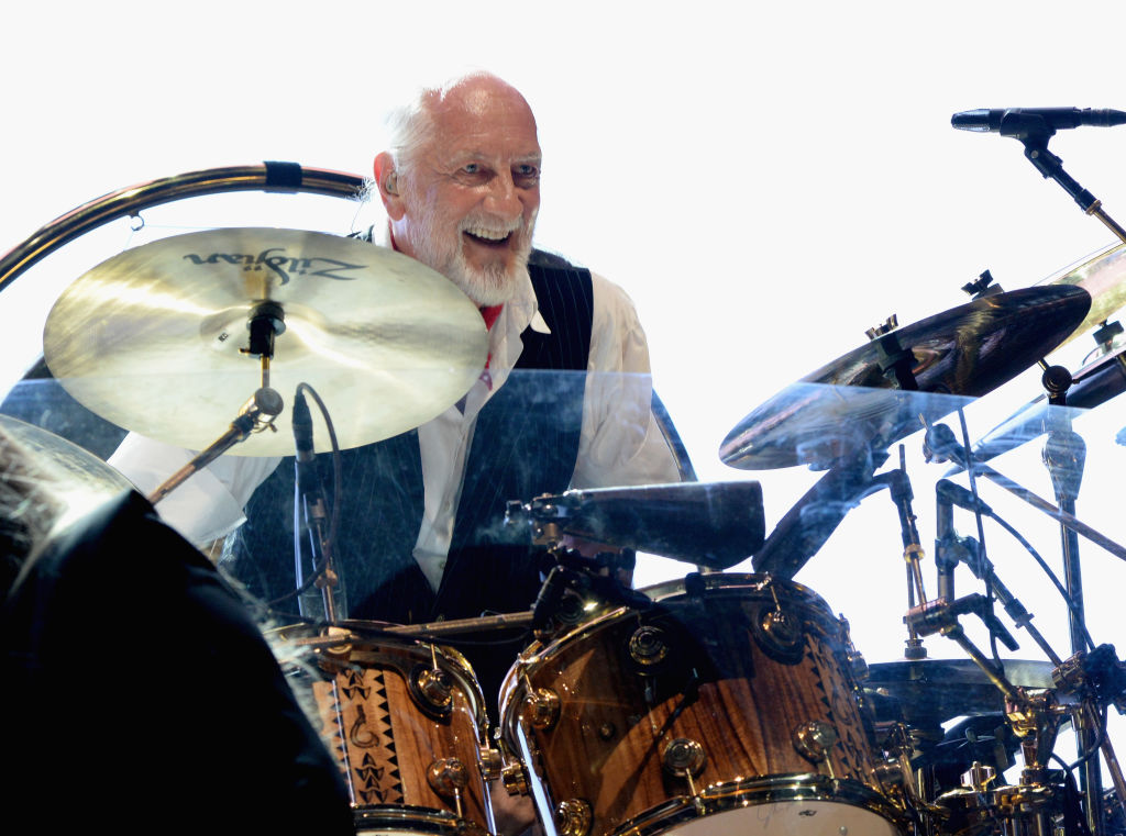 Happy Birthday Mick Fleetwood!!  Here's 5 songs and a Star Trek episode to celebrate with