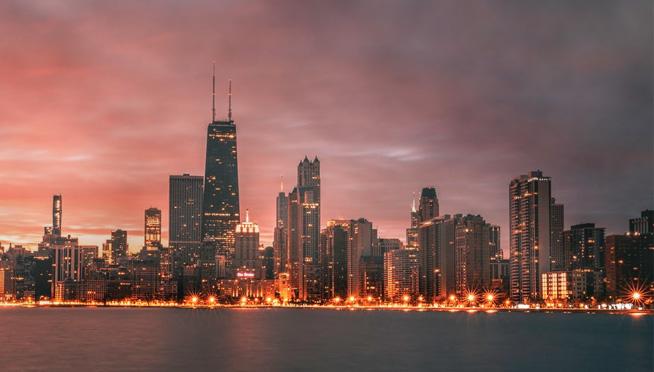 The skies around Chicago may seem hazy this week… Here's why