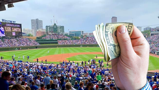Chicago Ald. wants to make sports betting legal at games