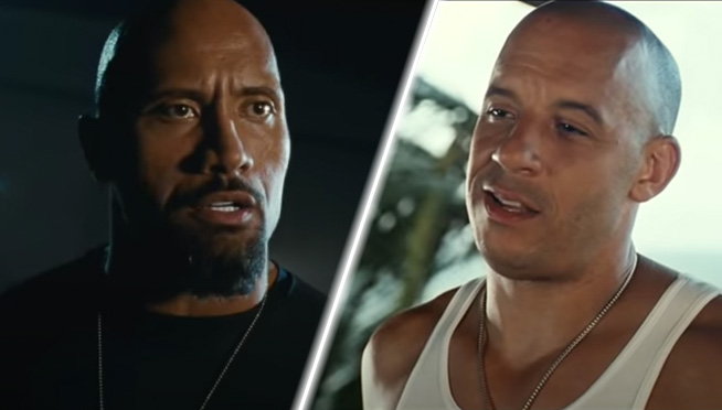 Dwayne 'The Rock Johnson is done with 'Fast & Furious'