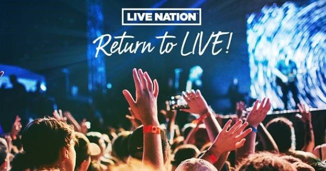 Return To Live – $20 All-In Tickets